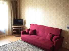 Апартаменты Карамышевская