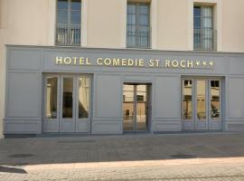 圣罗奇喜剧贝斯特韦斯特优质酒店