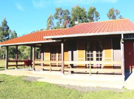 Casa de Campo Três Pinheiros