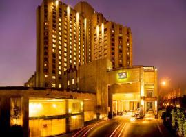 新德里拉利特酒店