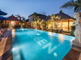 Queen Villa, 蓝梦岛