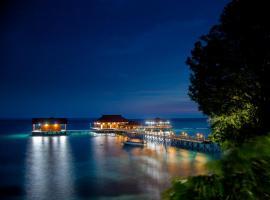 普拉塔萨巴度假酒店, Maratua Atoll