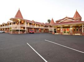 亚伯塔斯曼汽车旅馆