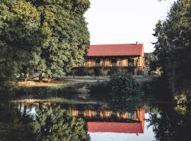 Le Barn, Bonnelles