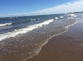 Seaside chalet