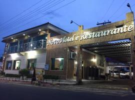 Novo Hotel e Restaurante