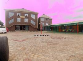 BG Hotel, Ogere (IjebuNorth附近)