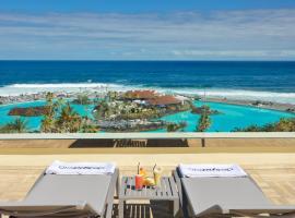 H10特内里费海滩酒店,位于拉克鲁斯的酒店