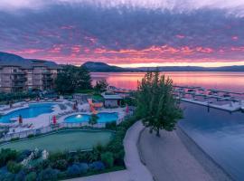 湖畔度假酒店