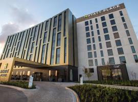 埃森登菲尔兹墨尔本凯悦嘉轩酒店,位于墨尔本的酒店