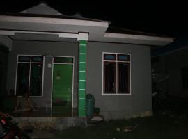 Homestay Soang Siboda Bohe Silian, Maratua Atoll