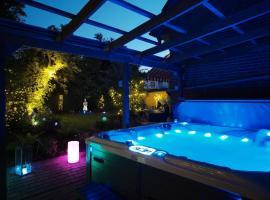 Thailand Lounge Whirlpool Sauna SPA