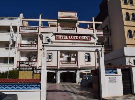 hotel cote ouest, Mostaganem
