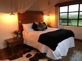 Punda Milias Luxury Bush Retreat, Rutara