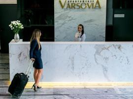 巴索维亚卡斯帕莎卡公寓酒店