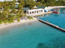 马尔代夫礁湖景观酒店