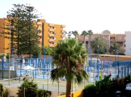 2 bedroom apartment L'Ancora in the Arenal Beach