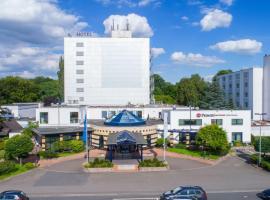 康斯柏格西佳高级公园酒店