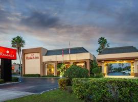 汉普顿奥兰多/佛罗里达州商城旅馆