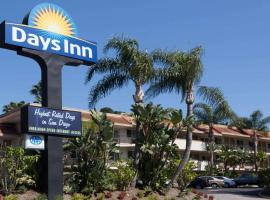 戴斯圣地亚哥酒店 - 靠近海洋世界