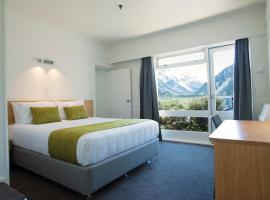 Mt Cook Lodge and Motel