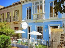 蓝色之家住宿加早餐旅馆和公寓