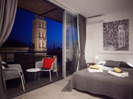 Studiolo Belvedere,位于斯普利特的公寓