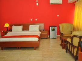 Conv-Aj Hotel, Nnewi (Idemili South附近)