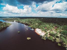 亚马逊生态园丛林旅馆