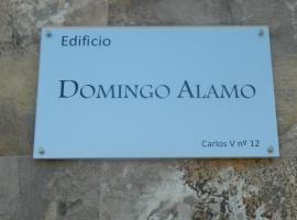 Edificio Domingo Alamo