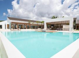 Open Caribbean Villa