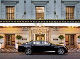 纽约皮埃尔泰姬陵酒店,位于纽约的酒店
