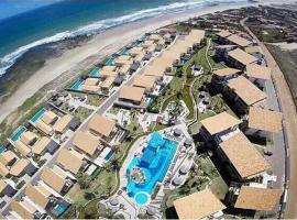 Taíba Beach Resort, Ap 3 quartos