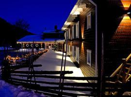 艾利克斯加登斯山区酒店, Funäsdalen