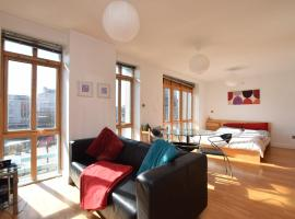Spacious Studio Apartment in the Heart of the City
