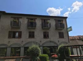 全景酒店, Corfino