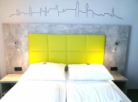 SleepySleepy Hotel Dillingen