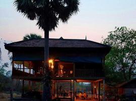 Koh Ker Jungle Lodge, Phumĭ Kaôh Kért (Preah Vihear Province附近)
