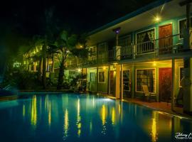 绿海海滨酒店