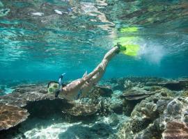 刁曼岛潜水度假村