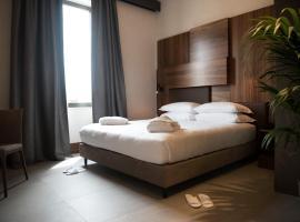 加斯米特城市套房公寓式酒店,位于罗马的公寓