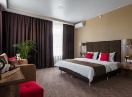 Granat Hotel, 阿斯特拉罕