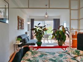 Cosy well-furnished studio