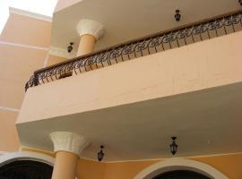 Saint Morris luxury villa, Khuzām