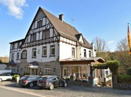 Bielefelder Berghotel zum Stillen Frieden,位于比勒费尔德的酒店