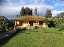 Villa Gorilla, Kinigi