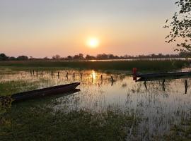 Okavango Nature Camping, Maun (Moremi Game Reserve附近)