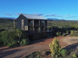 Buffelsdrift Log Cabin