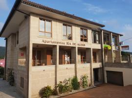 Apartamentos Ria de Aldan