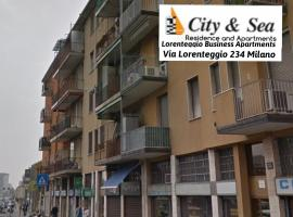 City & Sea Apartments Lorenteggio Business Center